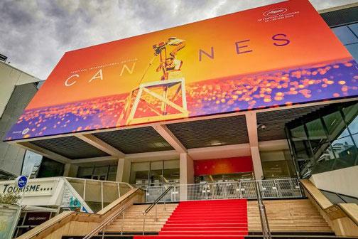 Côte D'Azur, Frankreich, Französische Riviera, Die Traumreiser,  Cannes, Festspiele, Palast