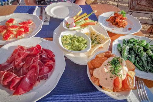 Ibiza, Eivissa, Balearen, Restaurants, Die Traumreiser, Experimental Beach, Tapas