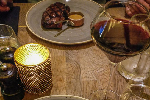 Chop House, Edinburgh, Steak, Die Traumreiser