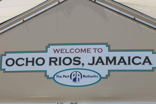 MSC Divina, Kreuzfahrt, Schiff, Ocho Rios, Jamiaka, Karibik