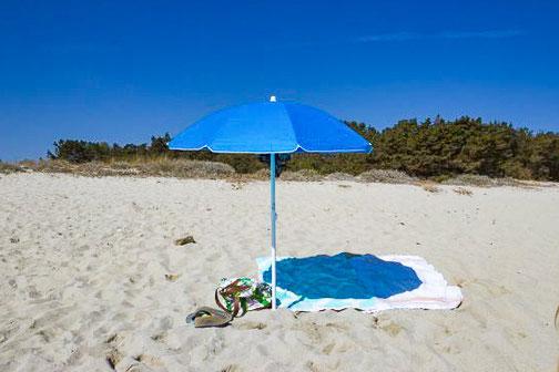 Sardinien, Strand, Sand, Himmel, Die Traumreiser