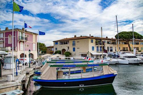 Côte D'Azur, Frankreich, Französische Riviera, Die Traumreiser,  Port Grimaud, Klein Venedig