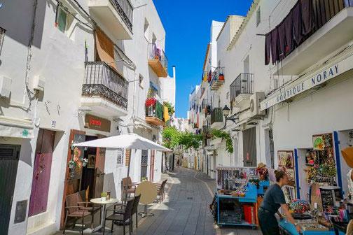 Ibiza, Ibiza Stadt, Eivissa, Altstadt, Die Traumreiser
