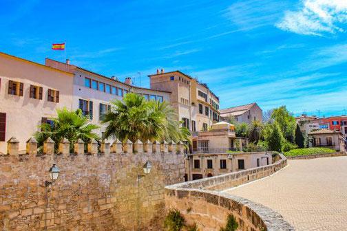 Mallorca, Spanien, Balearen, Reisetipps, Highlights, Die Traumreiser, Palma, Altstadt, Festung