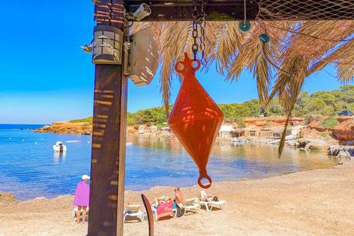 Ibiza, Balearen, Buchten, Strände, Die Traumreiser, Cala de Pou des Lleos