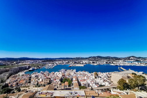 Ibiza, Ibiza Stadt, Eivissa, Altstadt, Die Traumreiser, Aussicht, Kathedrale