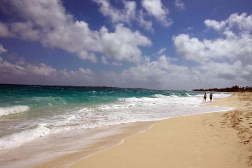 Bahamas, Nassau, Strand, MSC Divina, Die Traumreiser