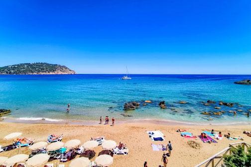 Ibiza, Balearen, Buchten, Strände, Die Traumreiser, Aigüey Blanques