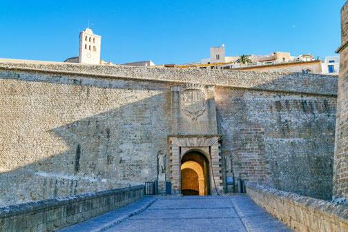 Ibiza, Ibiza Stadt, Eivissa, Altstadt, Die Traumreiser, Dalt Villa