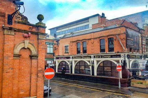 Pub, Belfast, Ronnie Drews Pub, Die Traumreiser