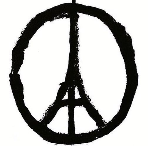 Mit den Gedanken in Paris