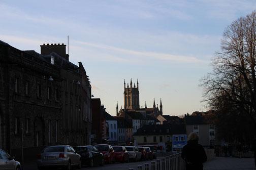 Irgendeine Kirche, irgendwo in Kilkenny