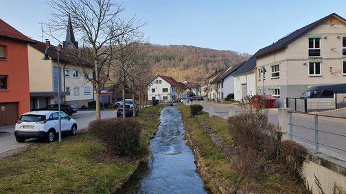 Die Gos in Gosbach...
