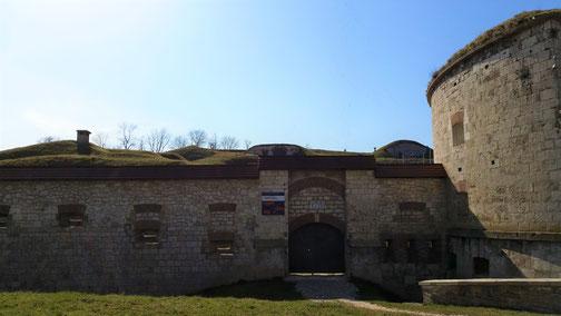 Fort Kuhberg, Ulm