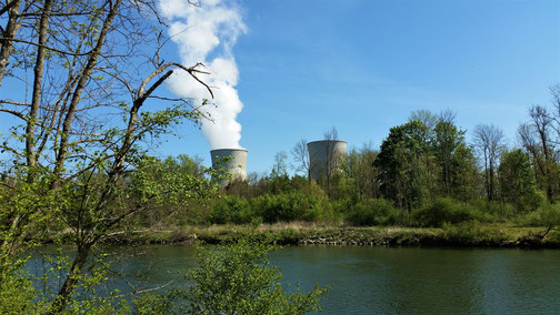 Gundremmingen, Kernkraftwerk