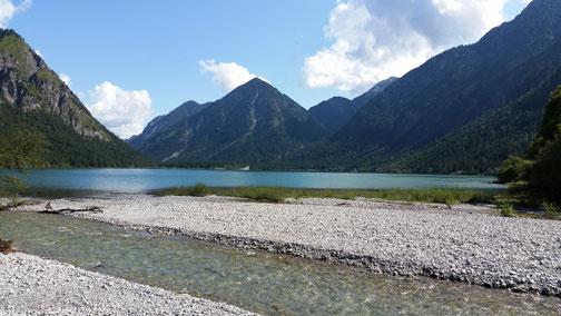 Der Heiterwanger See...