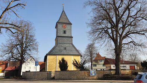 Steinenkirch, Ulrichskirche