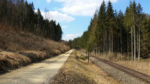 Bahnstrecke Sondernach - Münsingen