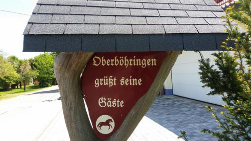 von Unterböhringen bis Oberböhringen sind es 4 km...