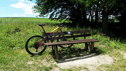 Mein Bike braucht ne Pause (ich auch)...