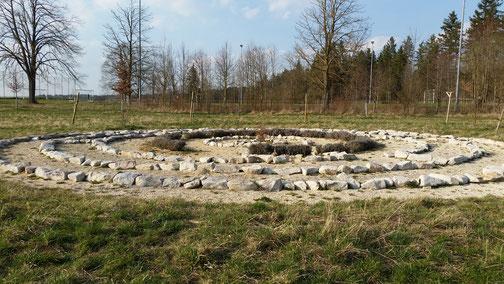 Oh Gott - ich habe Stonehenge geschrumpft...