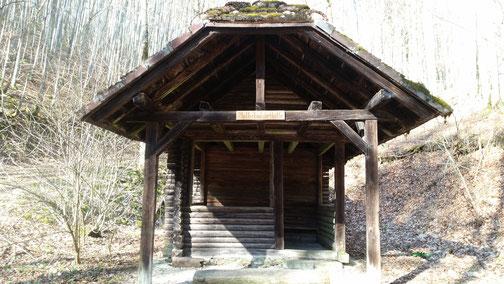 Pfefferhalde Hütte bei Seissen...