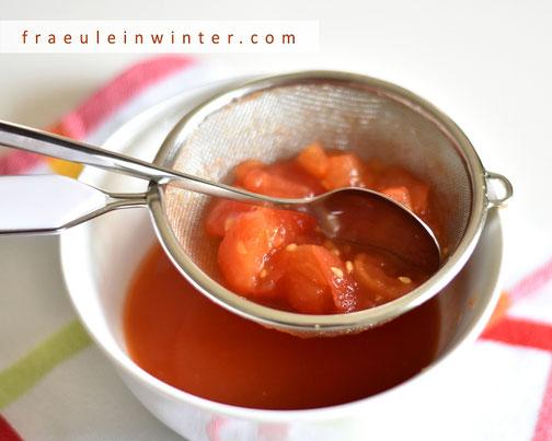 Tomatensaft | Seife selber machen