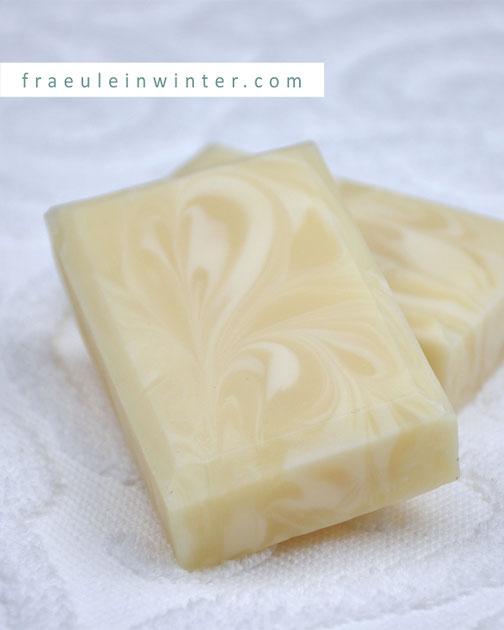 Seife machen | Fraeulein Winter
