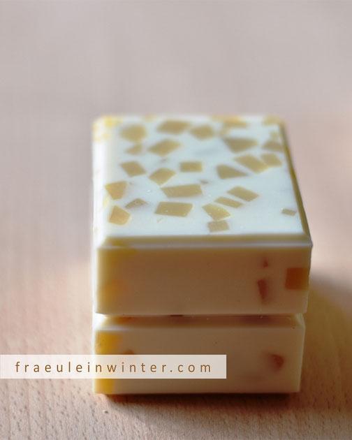 Seife selber machen. Seife sieden. | Fraeulein Winter