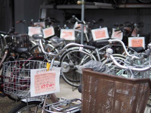 アイ川サイクルの中古自転車が安心の理由