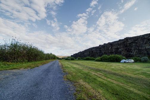 schönste Campingplätze Island