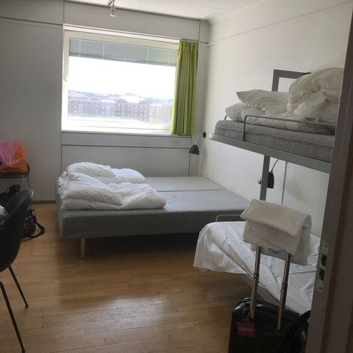 コペンハーゲンのユースホステル_株式会社ウォリス