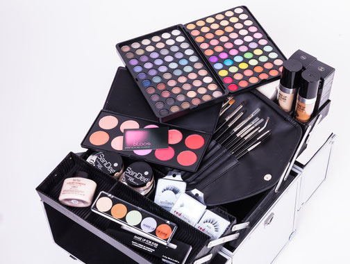 Make-up, Make-up Artist, Visagist, bloos Make-up & Hair Academy,