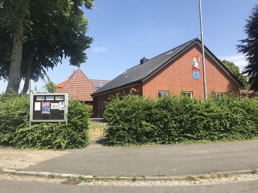 Gebäude der Freiwilligen Feuerwehr Bremen-Arsten
