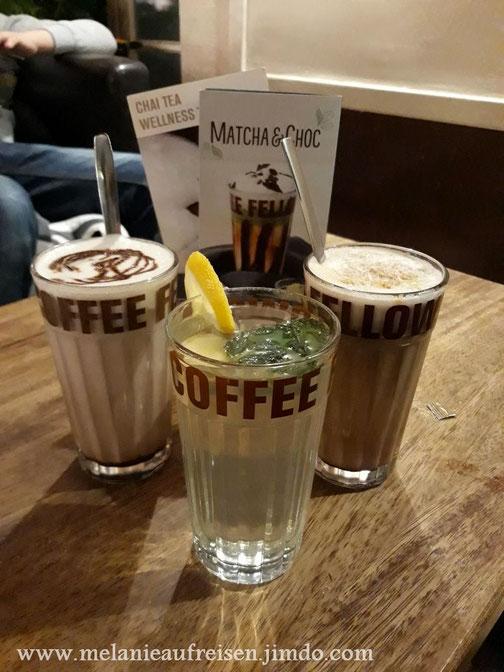 CoffeeFellows MelanieaufReisen Stuttgart