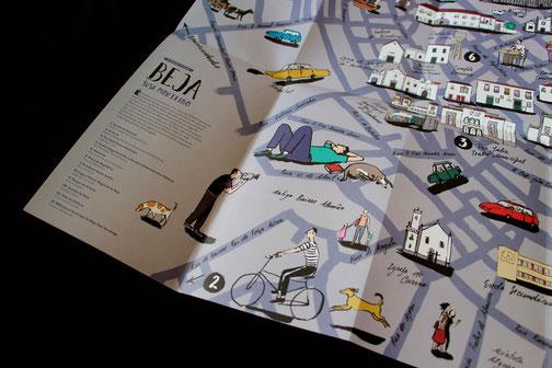 """Kinderbuch von Susa Monteiro, Autorin und Illustratorin - """"A minha Cidade"""""""