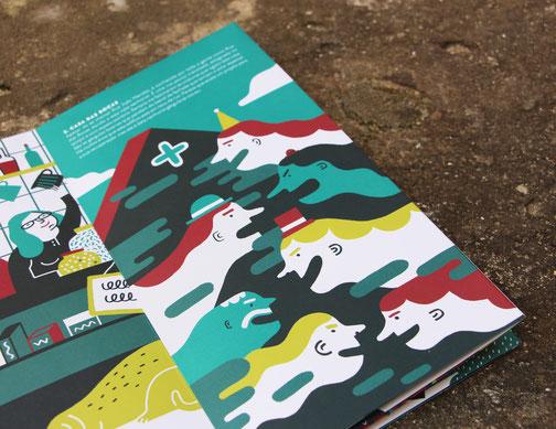 """Kinderbuch von Ana Seixas - A minha Cidade"""", Pato Lógico"""