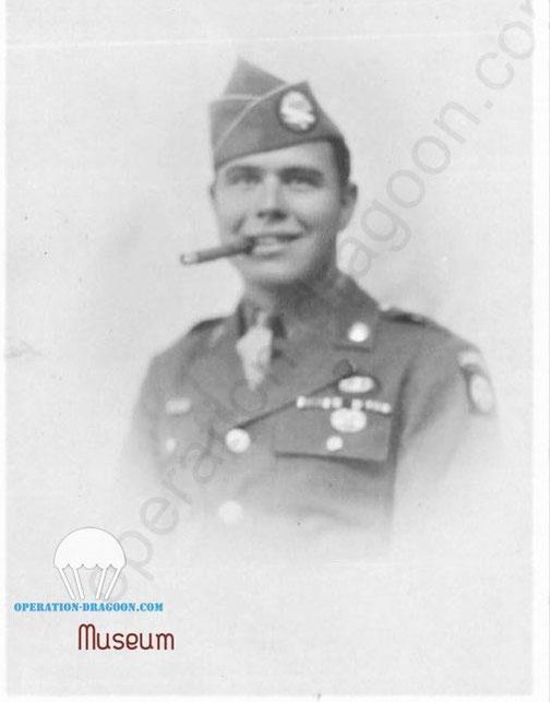 Les MEADE, grand père d'Eric BUCHANAN, qui se porta sur les lieux du drame le 16 aout 1944 près de Draguignan