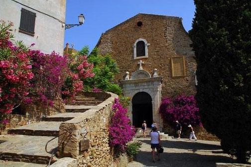 église Saint-Trophyme de Bormes les Mimosas