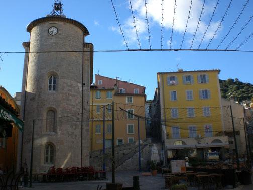 Statue J-B Massillon