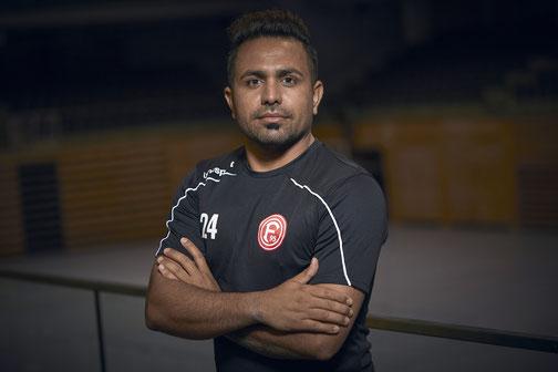 Mohammad Reza Bahmei - F95 Futsal - photo by Janik Osthöver