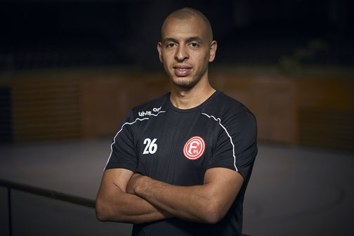 Ennes Van Maasbommel - F95 Futsal - photo by Janik Osthöver