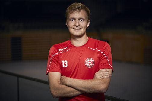 Ferre Devos - F95 Futsal - photo by Janik Osthöver