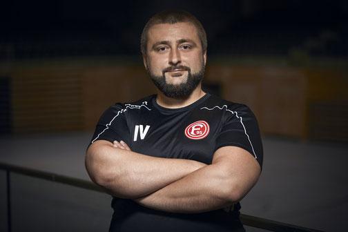 Ivan Valchev - F95 Futsal - photo by Janik Osthöver
