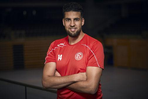 Ayyoub Tamoukh - F95 Futsal - photo by Janik Osthöver
