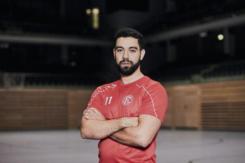 Mouad Ben-Halla - F95 Futsal - photo by Janik Osthöver