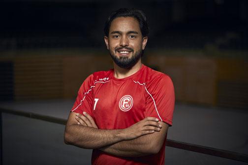 Farzad Saeedi - F95 Futsal - photo by Janik Osthöver