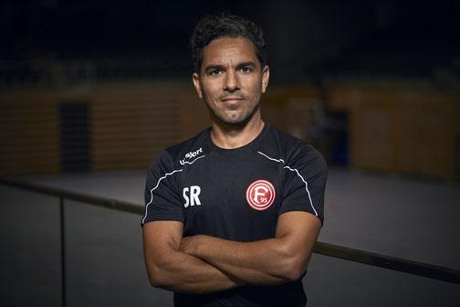 Shahin Rassi - F95 Futsal - photo by Janik Osthöver