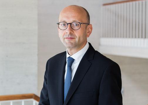 Prof. Lucas F. Flöther, Chair of Gravenbrucher Kreis