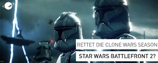rettet die clone wars season star wars battlefront 2 meinung kritik content FANwerk Blog